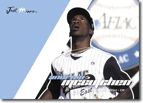 25-Count Lot 2008 ANDREW McCUTCHEN Rookies Mint RCs