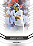 25-Ct-Lot MARCUS MARIOTA #1 2015 Leaf NFL Draft Rookie WHITE Football RCs